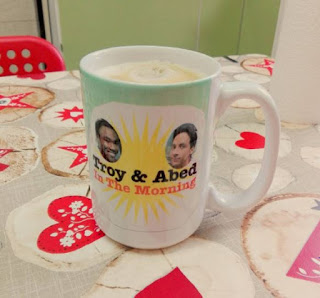 mug troy and abed in the morning community