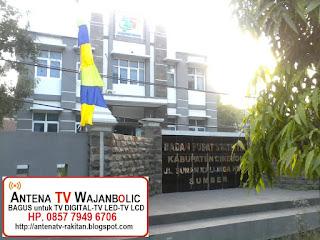 Jual ANTENA TV WAJANBOLIC  Sumber Cirebon