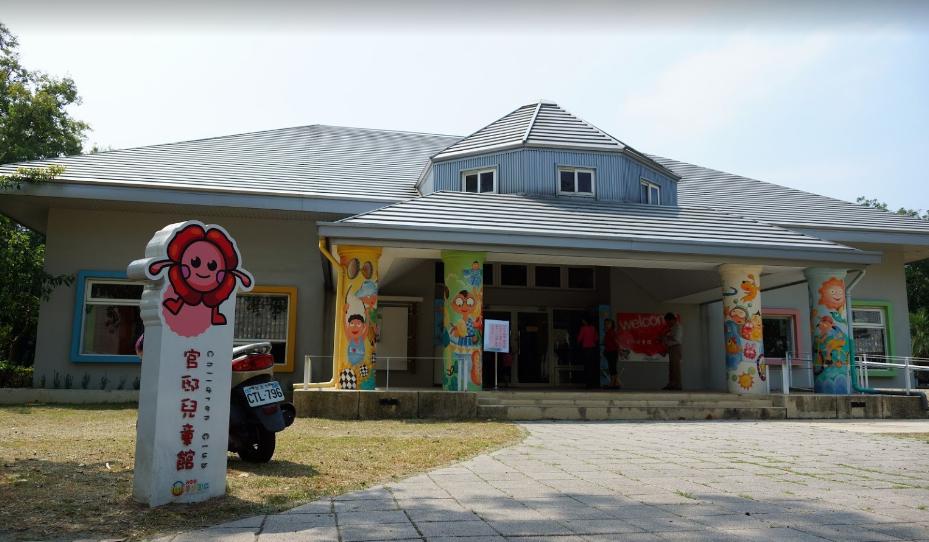 雲林景點《斗六官邸兒童館》充滿溫馨的親子互動遊戲館, 小孩遊戲天堂也可以看書!