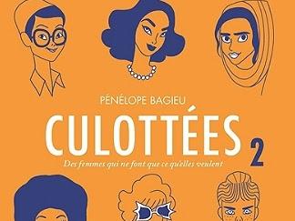 Culottées, tome 2 de Pénélope Bagieu