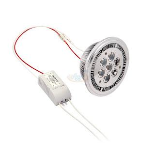 14W AR111 LED投射燈,LED燈泡
