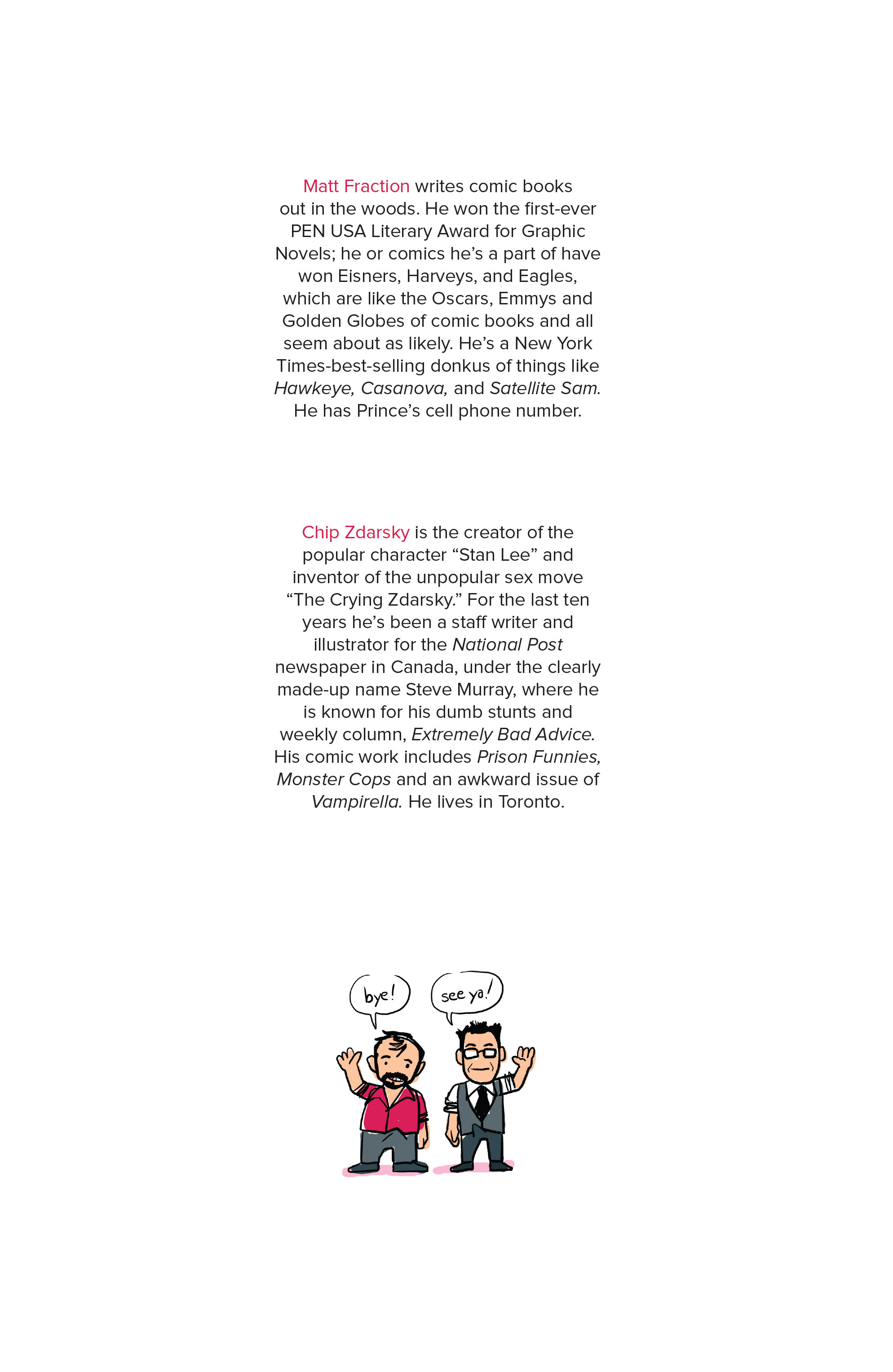 Read online Sex Criminals comic -  Issue # _TPB 1 - 138