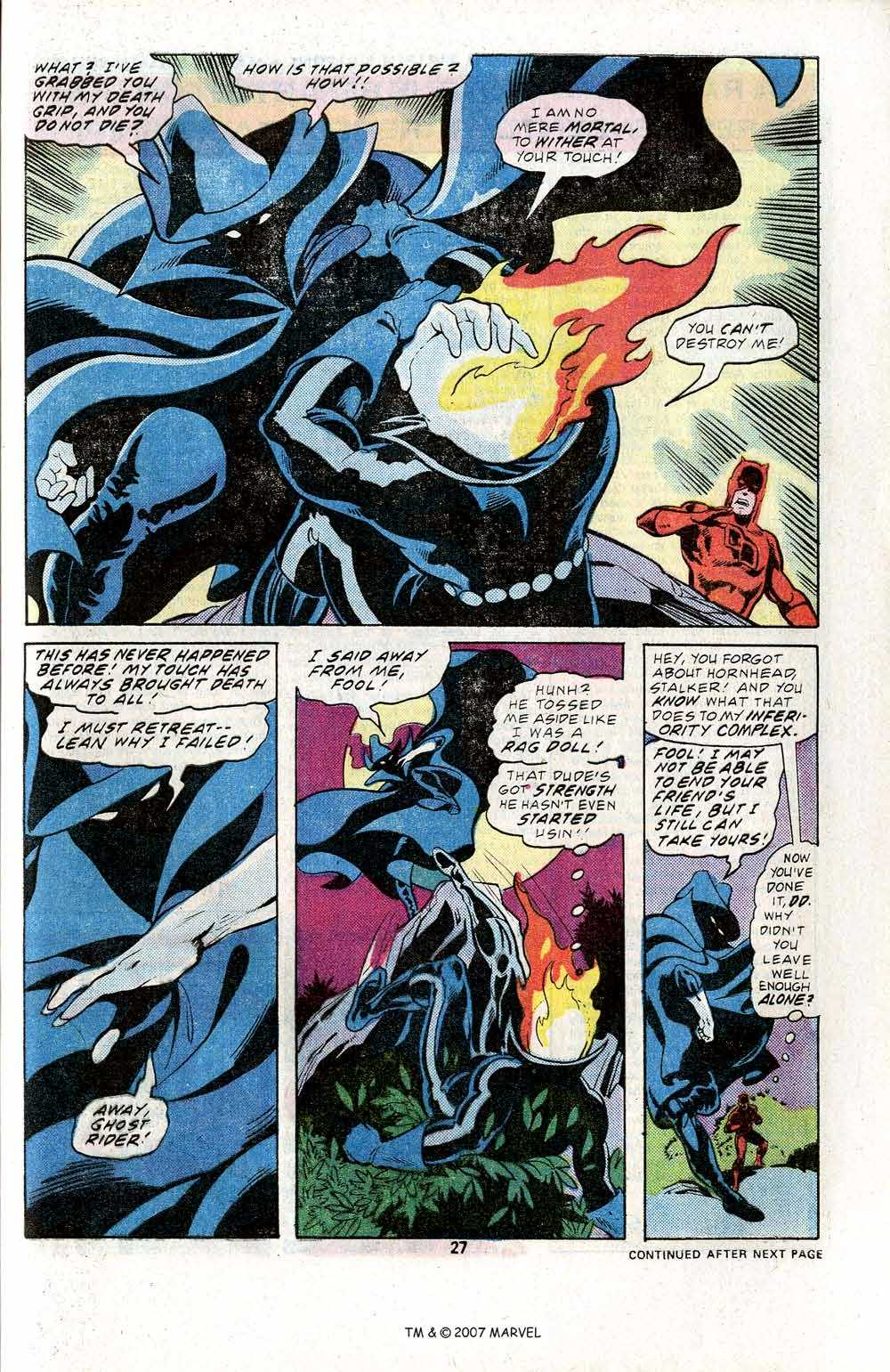 Ghost Rider (1973) Issue #20 #20 - English 29