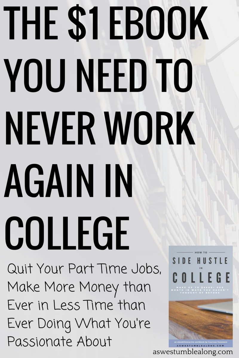 How to Side Hustle in College