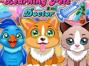 لعبة طبيب الحيوانات