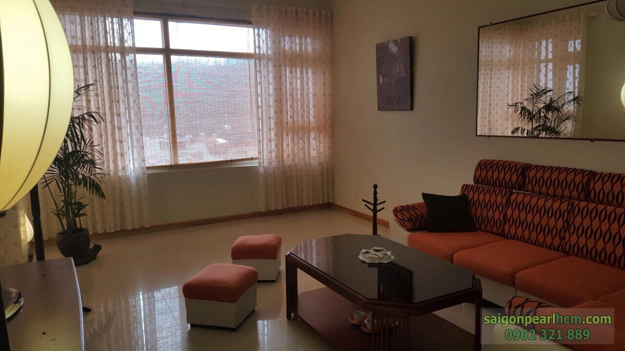 saigon pearl cần cho thuê căn hộ dịch vụ 3 phòng ngủ