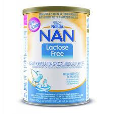 Nestle NAN Lactose