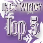 I made the top 5 at Incy Wincy Designs