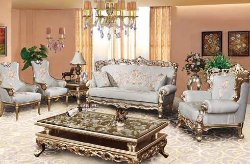 Hướng dẫn chọn ghế sofa tân cổ điển thể hiện đẳng cấp cho phòng khách