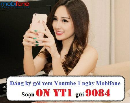Gói cước YT1 Mobifone