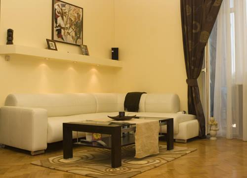 Hogares frescos hermosos dise os de salas peque as con for Diseno de hogares