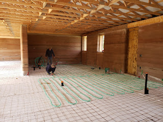 Greenbuilding passive solar earth house #saskatchewan