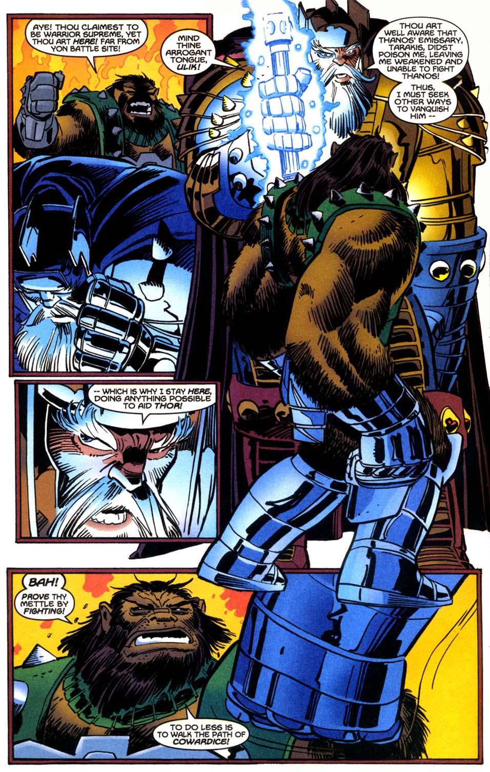 Thor (1998) Issue #25 #26 - English 6
