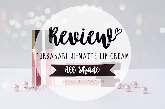 REVIEW PURBASARI HI MATTE LIP CREAM