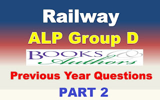 Railway Important Repeated Bits about Books and Authors Part 2