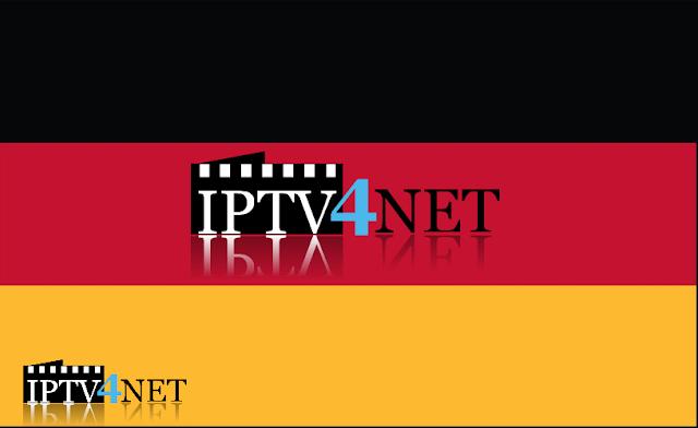 IPTV Germany M3u Free Server Playlist 2019