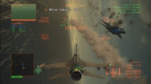 Ace Combat 6: Fires of Liberation (X-BOX360) 2007