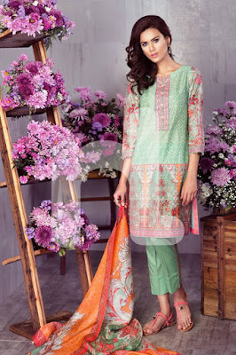 Summer Clothes, Summer Kurta Shalwar, Pakistani Summer Clothes, New Summer Suits, 2016.