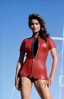Bond Girls Spotlight Claudine Auger