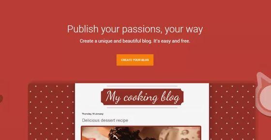 Blogger Ne demek. Blogger ile Blog Açmak