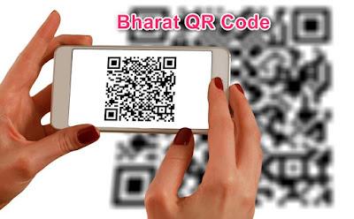 Bharat QR Code generator