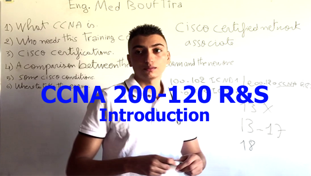 Introduction - What is CCNA and who needs it