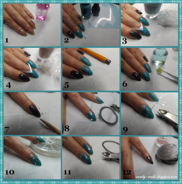http://snaily-nails.blogspot.com/2017/02/turkusowe-srebro.html