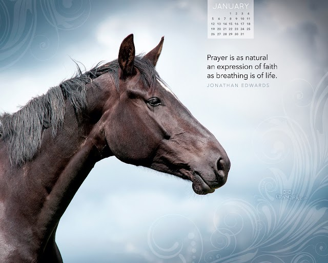 January 2014 Desktop Calendar