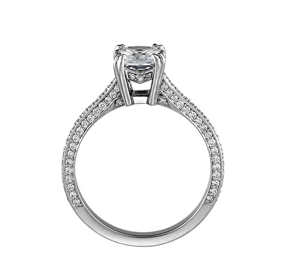 Eengagement Rings For Women Get the Look Hannah Davis Engagement Ring