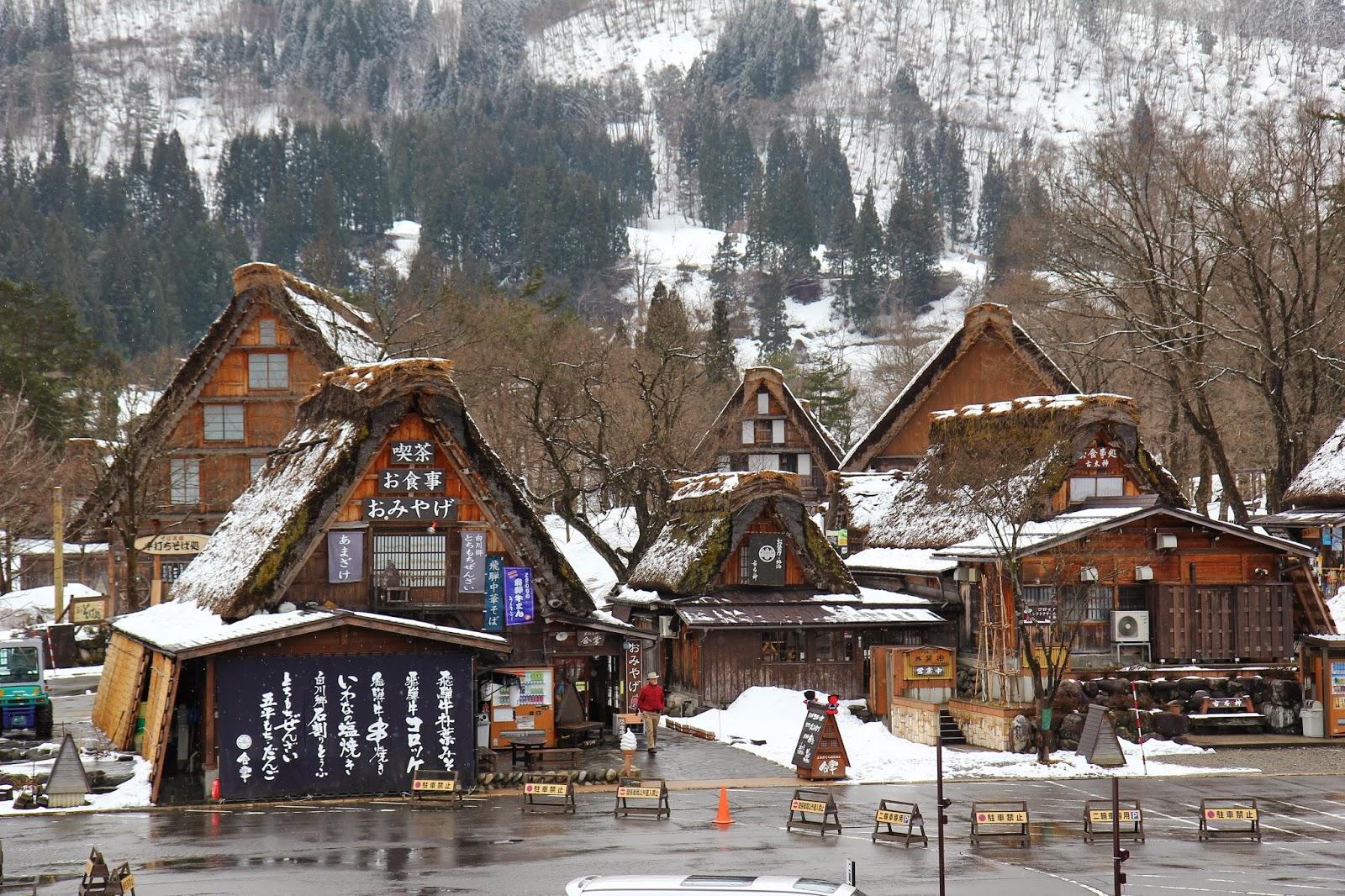where is fatboy   shirakawa go a winter wonderland