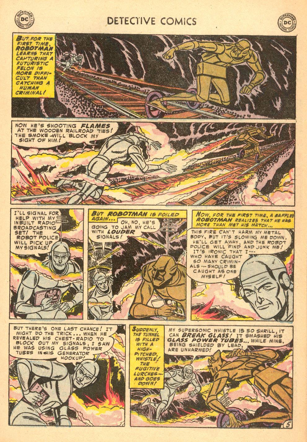 Detective Comics (1937) 199 Page 23