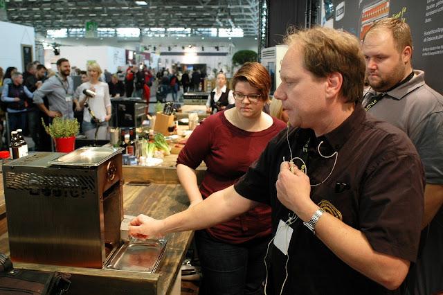 Frank Hecker, einer der drei Erfinder und Baumeister des Beefer.