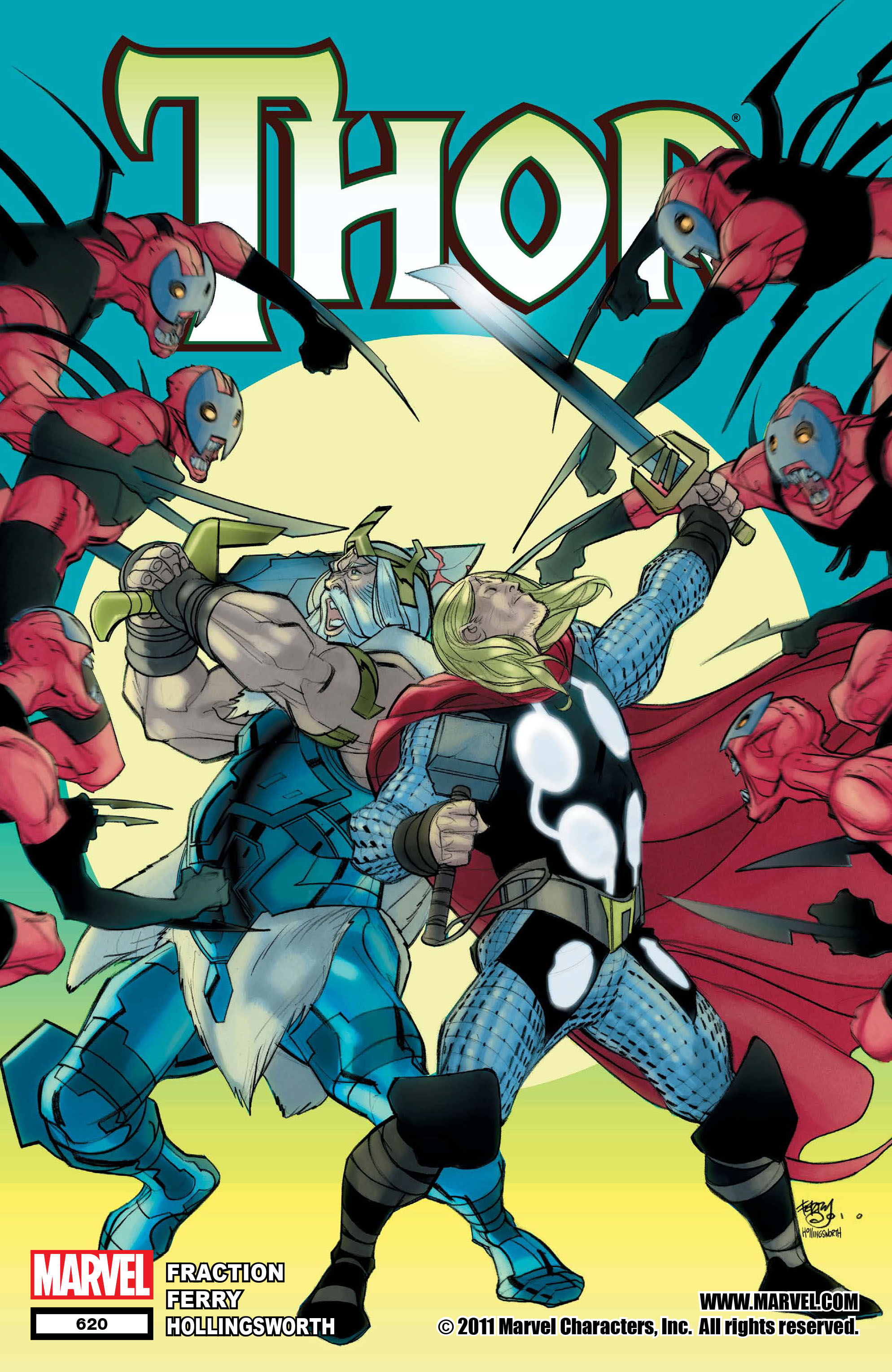 Thor (2007) Issue #620 #33 - English 1