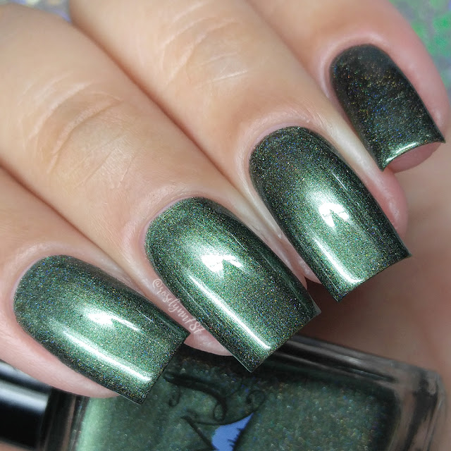 Smokey Mountain Lacquers - Olive Branch