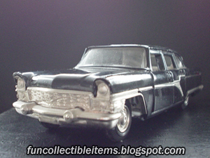 Seagull Russian Limousine Toy Vehicle