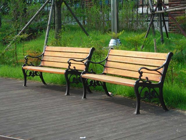 100 Kursi Taman Bakal Percantik Murjani Alun-Alun Kota Banjarbaru
