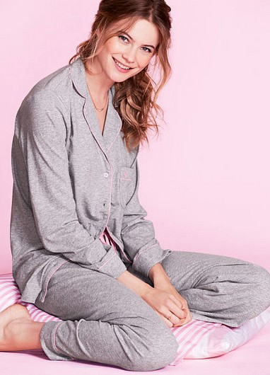 83b1b01a9d Fall Winter Warm Pajamas For Dreamy Sleeping. New Tank Pajama Collection By  Victoria s Secret
