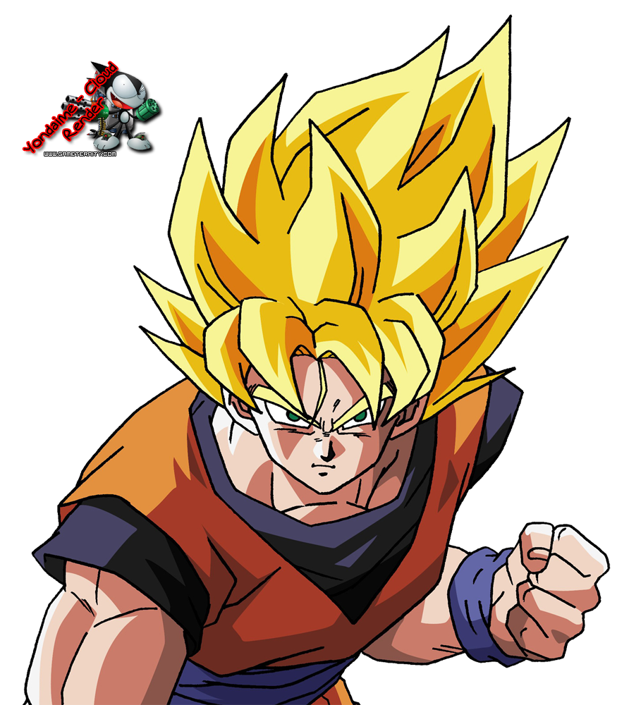 Dragon Ball Z Goku Super Saiyan 2