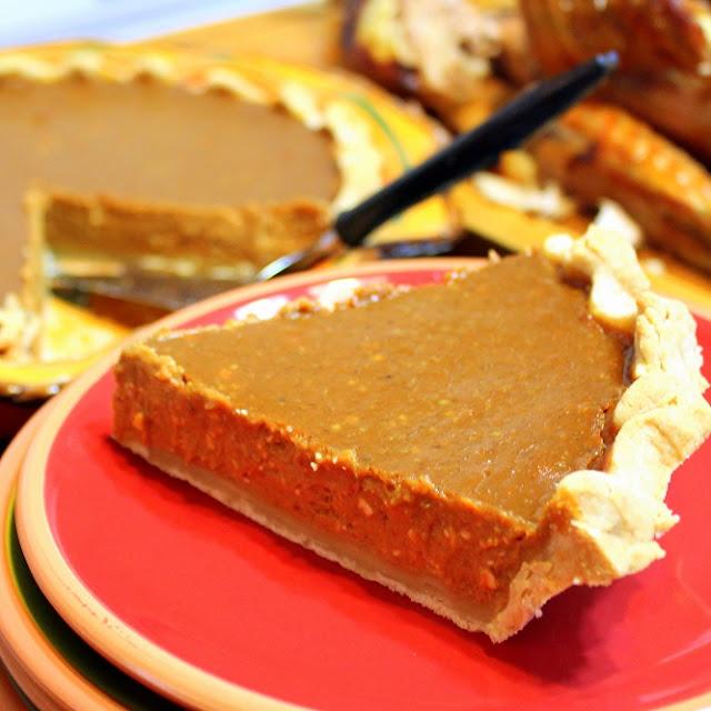 52 Ways To Cook Pumpkin Cream Cheese Pie 52 Holiday
