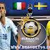 Prediksi Italia Vs Swedia 17 Juni 2016