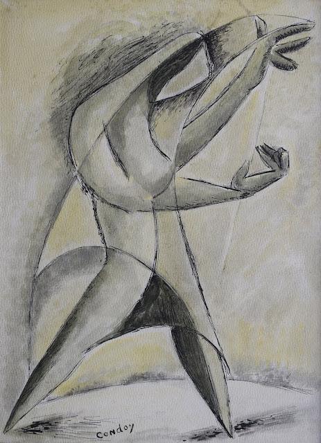 Honorio García Condoy dibujo