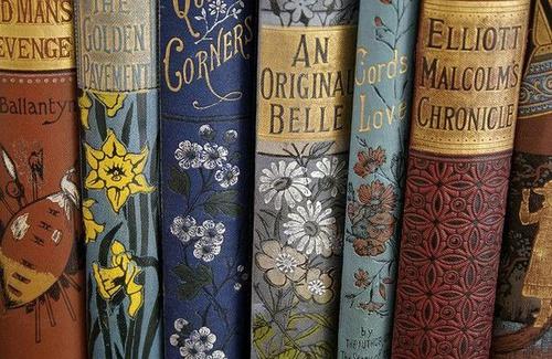 La librería de los finales felices libros colores