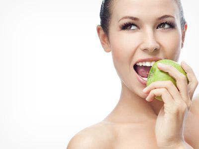 apel bisa meningkatkan sistem kekebalan badan insan Apel bisa meningkatkan fungsi seksual wanita