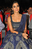 Pooja Hegde choli saree at DJ Duvvada Jaggannadham music launch ~  Exclusive 69.jpg