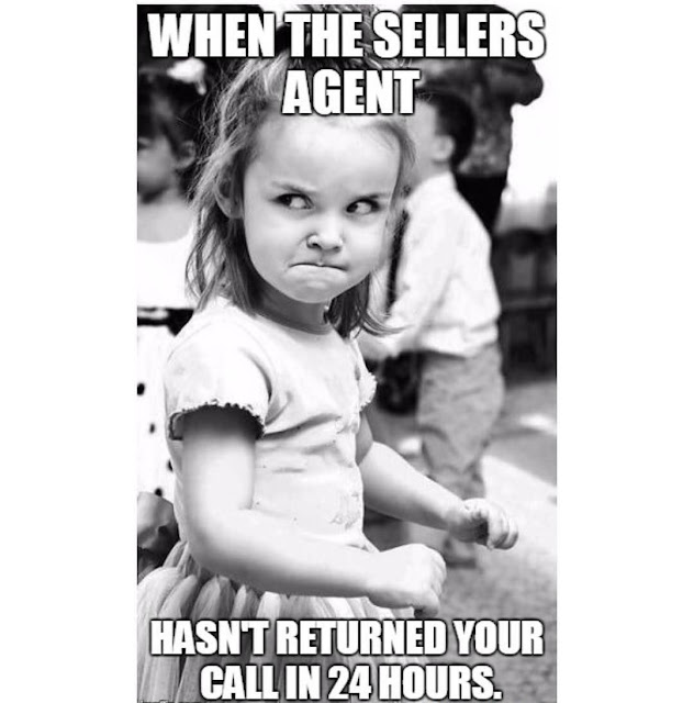 Funny Real Estate Memes - When The Sellers Agent..