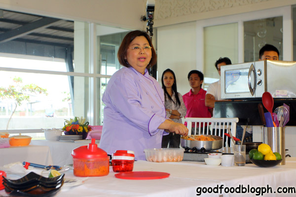 Chef+Gigi - Kitchen Discovery Class by Tupperware and CCA - Part 2