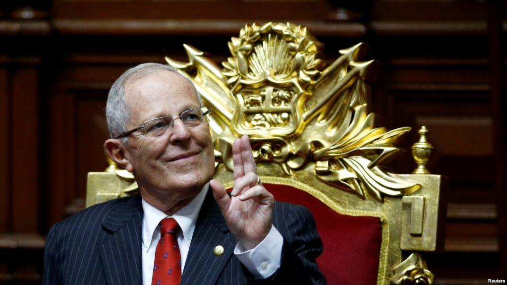 Presidente peruano es citado al Congreso por segunda vez en tres meses / REUTERS