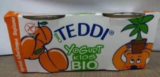 Ε.Φ.Ε.Τ. - Ενημέρωση σχετικά με ανάκληση παιδικού επιδόρπιου γιαουρτιού