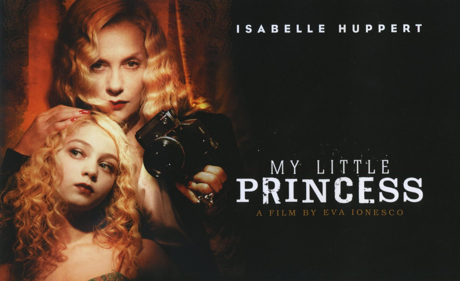 LYLYBYE: MOVIE MY LITTLE PRINCESS - EVA IONESCO - ISABELLE