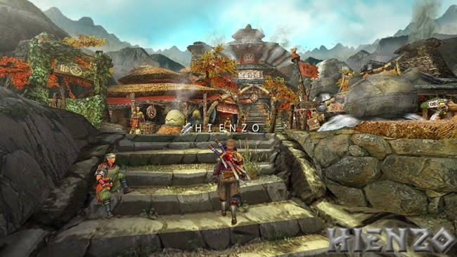 Monster Hunter Portable 3rd HD PSP Gameplay